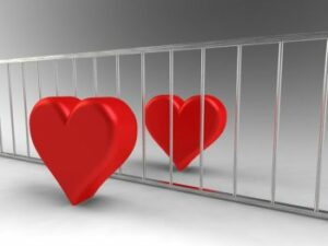 The pain of unreachable love