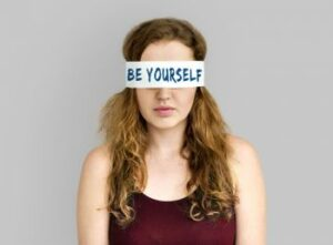 Je kunt beter jezelf zijn